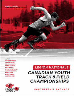 Track and Field Partnership Package