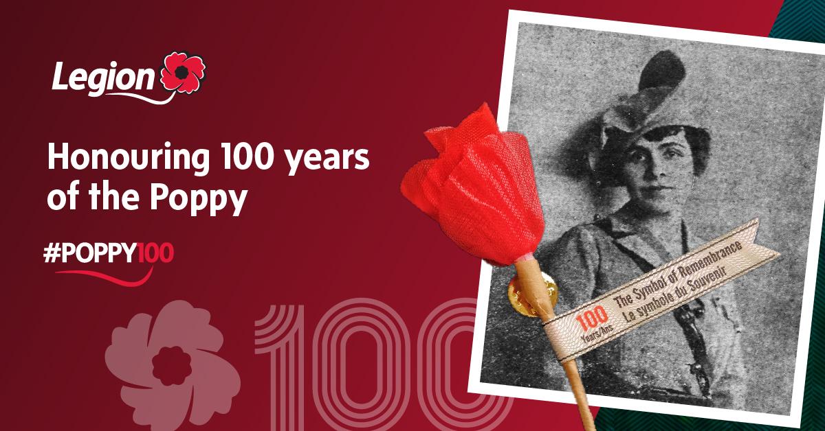 #Poppy100