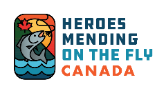 Heroes Mending on the Fly logo