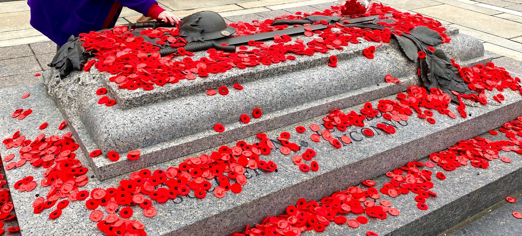 Remembrance Day 2019 Tomb of Unknown Soldier
